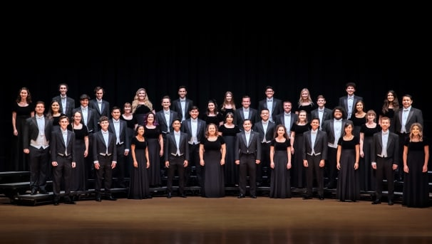 "Help CSULB's Chamber Choir compete to be ""CHOIR OF THE WORLD!"" Image"