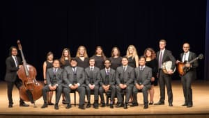 Support our Vocal Jazz Program