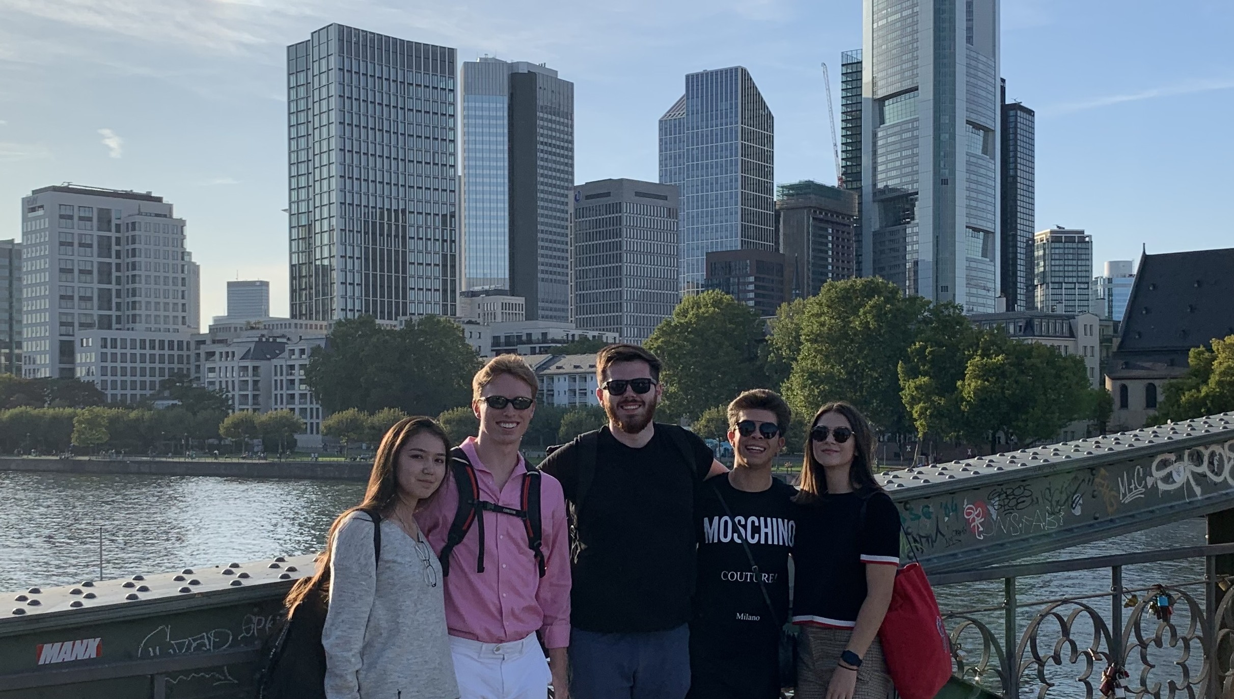 Jack Flesch und Freunden im Frankfort
