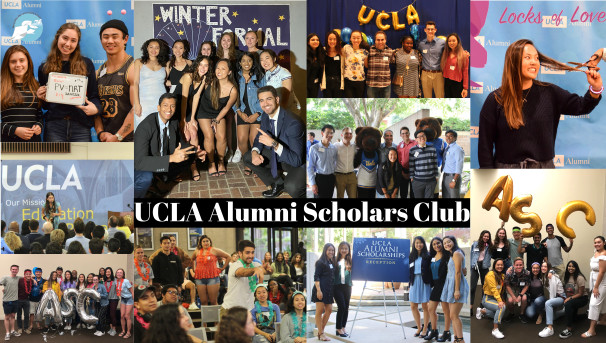 *STRETCH GOAL* Alumni Scholars Club Image