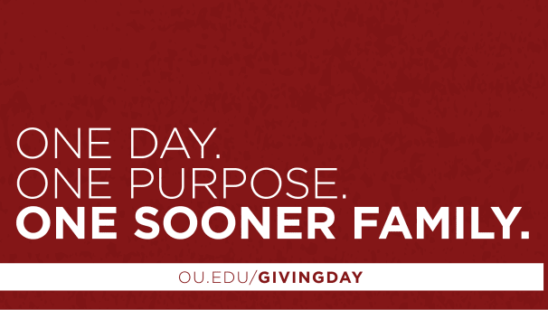 OU GIVING DAY 2019! Image