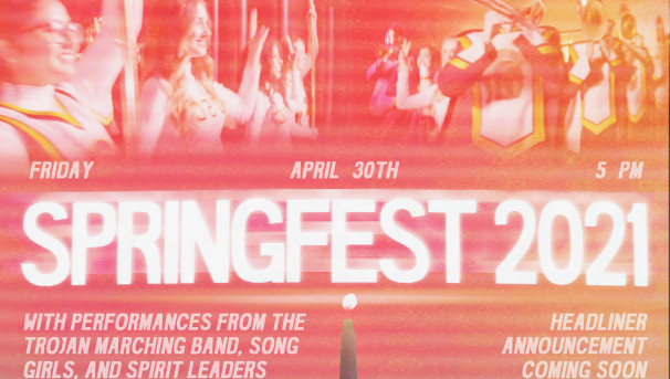 USC Springfest 2021 Image