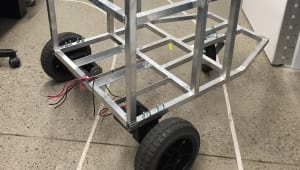 Help Blue Devil Robotics build the next IGVC vehicle