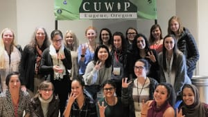 Conference for Undergraduate Women in Physics
