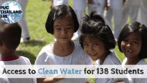 Provide Accessible Clean Water to Students in Thailand!