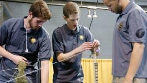 Purdue Polytechnic Rube Goldberg Team (AMET)
