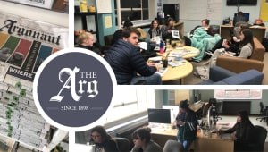Argonaut Editor-in-Chief Scholarship Fund