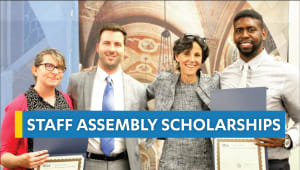 *STRETCH GOAL* Support UCLA Staff Scholarships