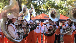 Help Repair Aging Cowboy Marching Band Instruments