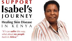 Healing Skin in Kenya
