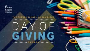 The Preuss School Day of Giving