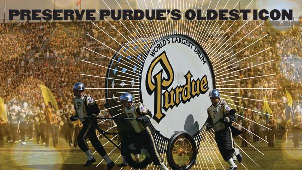 Preserve Purdue's Oldest Icon Image