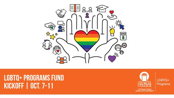 LGBTQ+ Programs Fund Kickoff Image