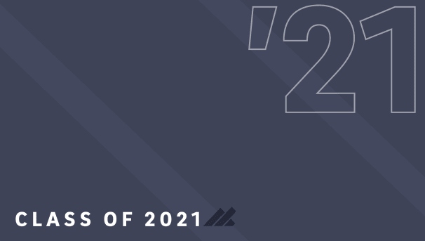 Class of 2021 - For Students, By Students Image
