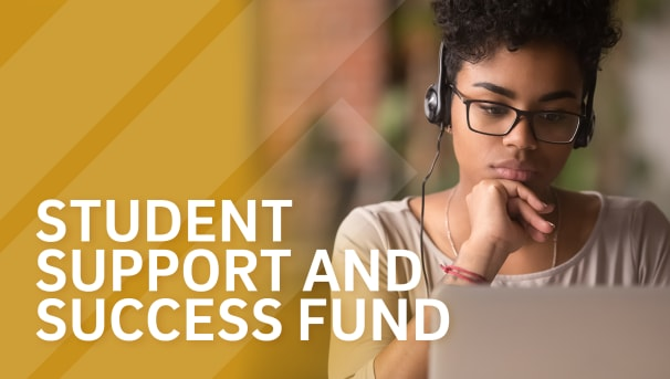 Student Support and Success Fund Image