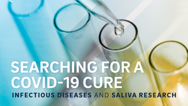 Infectious Diseases and Saliva Research Image