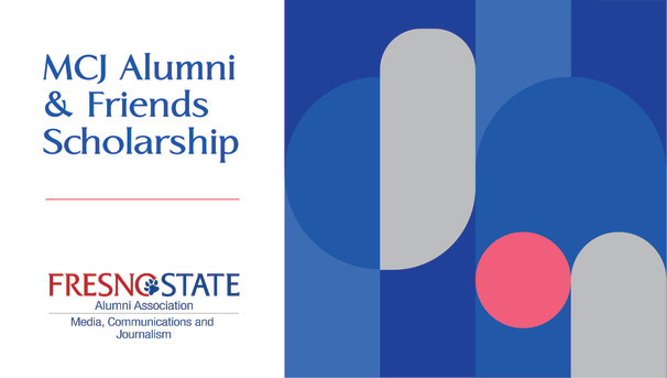 Support the new MCJ Alumni and Friends Scholarship! Image