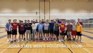 ISU Men's Volleyball Club 2020