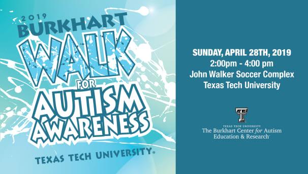 Burkhart Walk for Autism Awareness Image