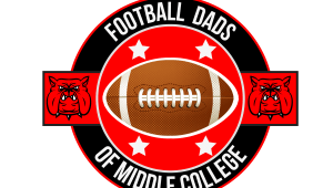 Football Dads Of Middle College High School - 2017-18