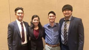 EMSOP Alumni Student Support 2019