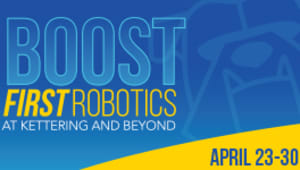 Boost FIRST Robotics at Kettering and Beyond