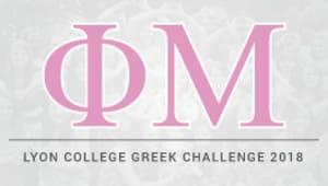 2018 Greek Challenge: Phi Mu