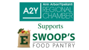 A2Y Supports Swoop's Food Pantry