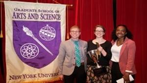 GSAS Threesis Academic Challenge
