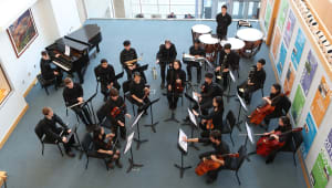 Olin Conductorless Orchestra