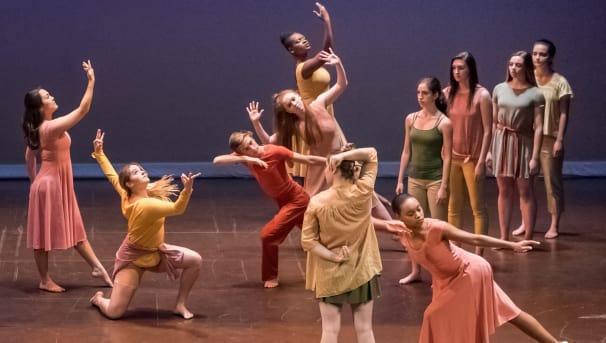 University Dance Concert Image