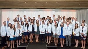 Dell Med Class of 2021: C.D. Doyle Clinic Endowed Excellence Fund