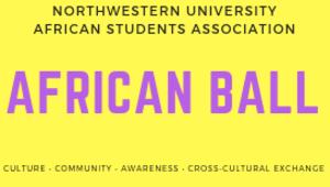 African Ball (African Students Association)