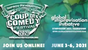 The Coup de Comedy Festival & GII Symposium 2021