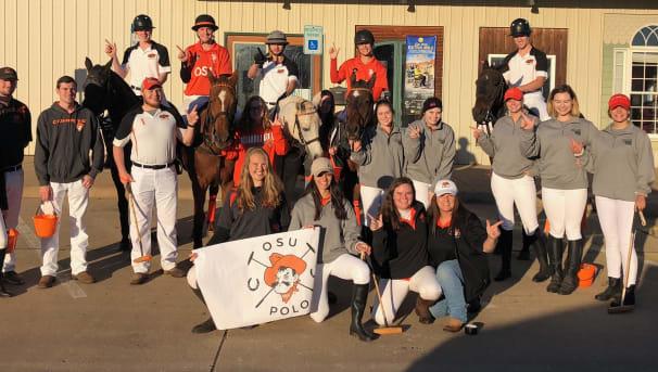 Shelters for OSU Horses Image