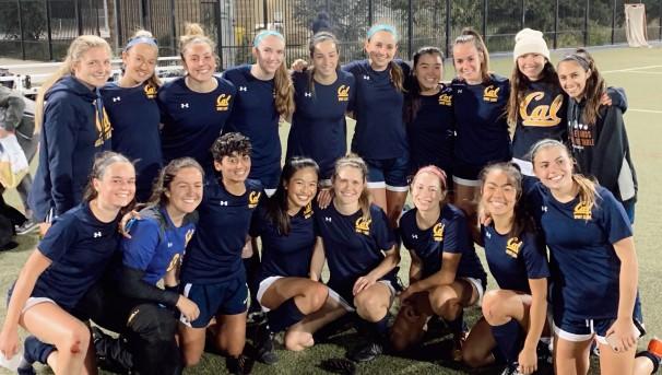 Cal Women's Club Soccer | 2019 Image