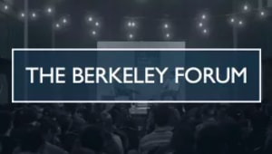 The Berkeley Forum: Funding Free Speech