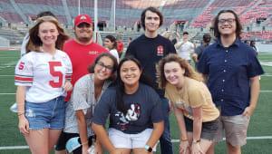 Stadium Scholarship Challenge