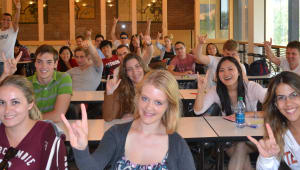 Support Hands-On Global Business Education