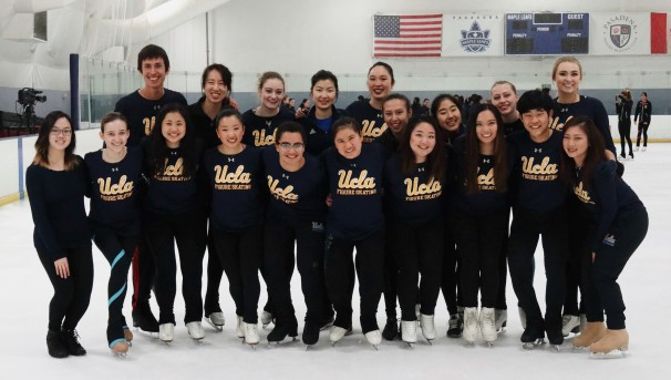 UCLA Figure Skating's Journey to the 2019 Nationals Image