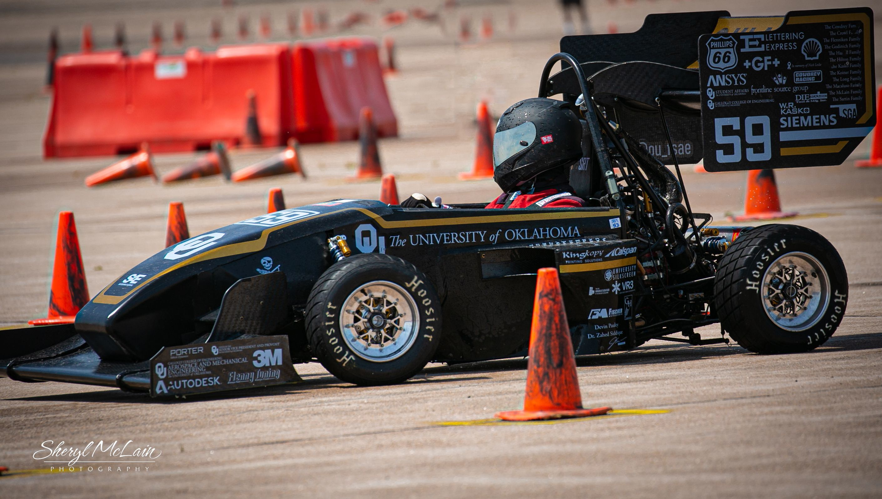 2019 Lincoln Endurance Event (1st Driver)