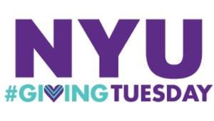 Support Scholarships at Your School for NYU #GivingTuesday!