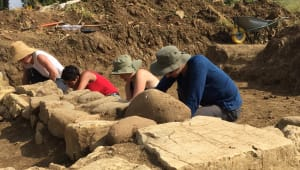 Impero Archaeological Field School (May 26-June 27, 2019)