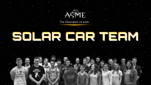 ASME Solar Car Team