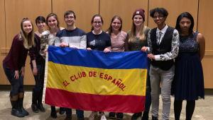 El Club Hispano Rising Member Scholarship