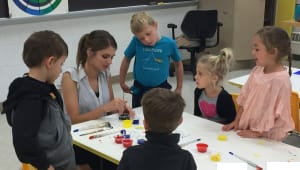 Support BGSU's Art Education Department's Saturday Art Program