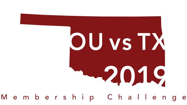 2019 OU vs TX Membership Challenge! Image