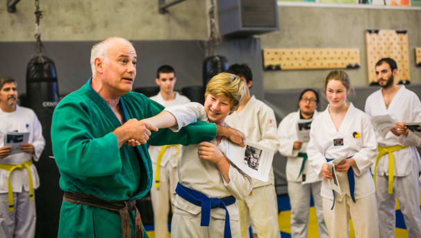 UC Martial Arts Program Pandemic Relief Fund
