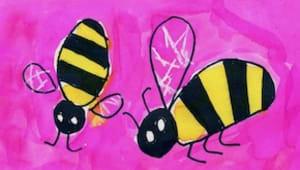 Bumblebees - Leah