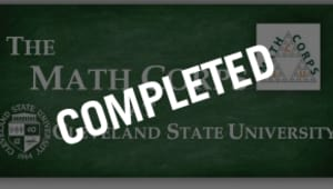 Math Corps Cleveland